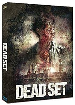 Dead Set (3 Disc Limited Mediabook, Cover A) (2008) [FSK 18] [Blu-ray]