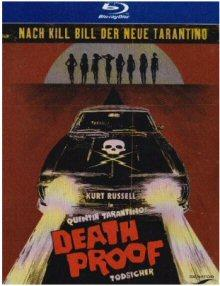 Death Proof - Todsicher (2007) [Blu-ray]