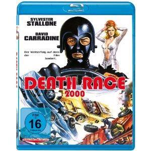 Death Race 2000 (1975) [Blu-ray]
