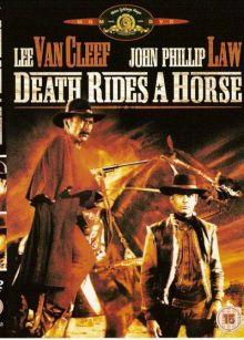 ihr uncut dvd shop death rides a horse die rechnung. Black Bedroom Furniture Sets. Home Design Ideas