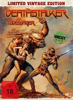Deathstalker - Der Todesjäger (Limited Mediabook, Blu-ray+DVD) (1983) [FSK 18] [Blu-ray]