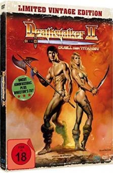 Deathstalker 2 - Duell der Titanen (Limited Mediabook, Blu-ray+DVD) (1987) [FSK 18] [Blu-ray]