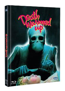 Robot Maniac - Death Warmed Up (Limited Mediabook, Blu-ray+DVD, Cover B) (1984) [FSK 18] [Blu-ray]