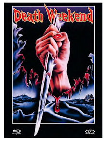 Party des Grauens (Death Weekend) (Limited Mediabook, Blu-ray+DVD, Cover E) (1976) [FSK 18] [Blu-ray]