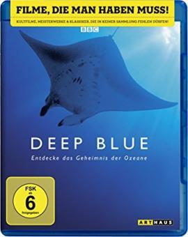 Deep Blue - Entdecke das Geheimnis der Ozeane (2003) [Blu-ray]