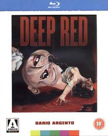 Deep Red - Profondo Rosso - Farbe des Todes (1975) [FSK 18] [UK Import] [Blu-ray]
