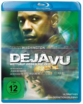 Déjà Vu - Wettlauf gegen die Zeit (2006) [Blu-ray]