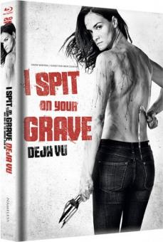 I Spit on your Grave - Deja Vu (Limited Mediabook, Blu-ray+DVD, Cover B) (2019) [FSK 18] [Blu-ray]
