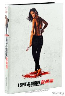 I Spit on your Grave - Deja Vu (Limited Wattiertes Mediabook, Blu-ray+DVD, Cover E) (2019) [FSK 18] [Blu-ray]