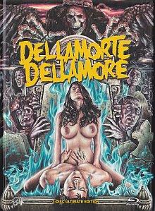 Dellamorte Dellamore (Mediabook, 3DBlu-ray, Blu-ray+DVD, Limitiert auf 999 Stück, inkl. Soundtrack CD) (1994) [FSK 18] [3D Blu-ray]