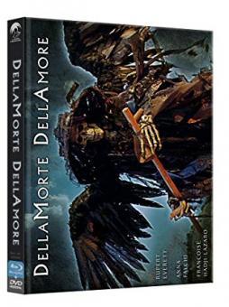 Dellamorte Dellamore (Mediabook, 3DBlu-ray+DVD, Cover B) (1994) [FSK 18] [3D Blu-ray]
