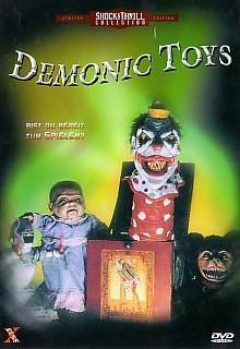 Demonic Toys (Uncut, Kleine Hartbox) (1992) [FSK 18]