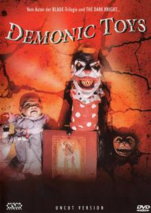 Demonic Toys (Uncut) (1992) [FSK 18]
