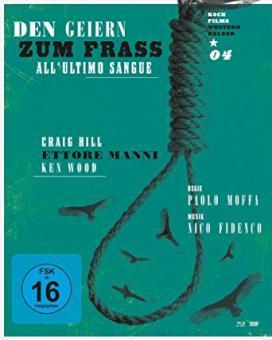 Den Geiern zum Frass (Blu-ray+DVD) (1968) [Blu-ray]