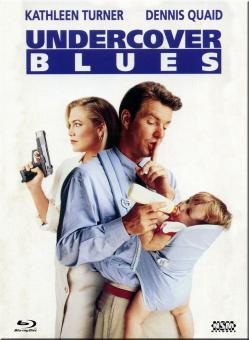 Undercover Blues (Limited Mediabook, Blu-ray+DVD, Cover C) (1993) [Blu-ray]