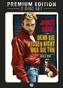 ... denn sie wissen nicht, was sie tun (Premium Edition, 2 DVDs) (1955)
