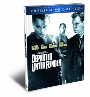 Departed - Unter Feinden (Premium Collection) (2006) [Blu-ray]