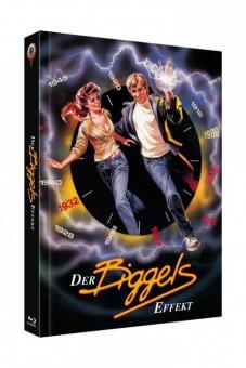 Der Biggels Effekt (Limited Mediabook, Blu-ray+DVD, Cover C) (1986) [FSK 18] [Blu-ray]