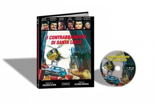 Der Grosse Kampf des Syndikats (Limited Mediabook, Cover A) (1979) [FSK 18] [Blu-ray]