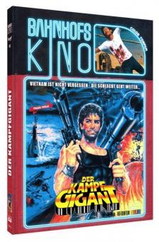 Der Kampfgigant (Limited Mediabook, Blu-ray+DVD, Cover B) (1987) [FSK 18] [Blu-ray]
