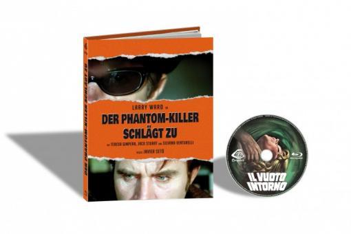 Der Phantom-Killer schlägt zu (Limited Mediabook, Cover D) (1969) [FSK 18] [Blu-ray]
