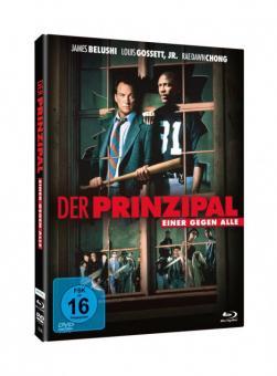 Der Prinzipal - Einer gegen alle (Limited Mediabook, Blu-ray+DVD) (1987) [Blu-ray]