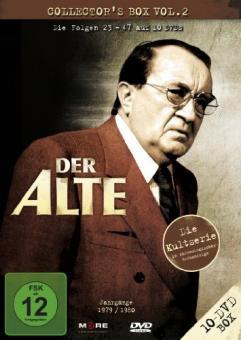 Der Alte - Collector's Box Vol. 2/Folge 23-47 (10 DVDs)