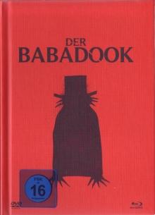 Der Babadook (Limited Mediabook, Blu-ray+DVD) (2015) [Blu-ray]