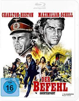 Der Befehl (Counterpoint) (1968) [Blu-ray]