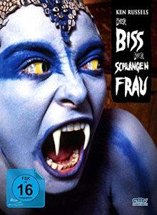 Der Biss der Schlangenfrau (Limited Mediabook, Blu-ray+DVD, Cover A) (1988) [Blu-ray]