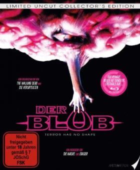 Der Blob (Limited Mediabook) (1988) [FSK 18] [Blu-ray]