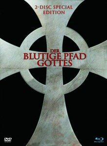 Der blutige Pfad Gottes (Blu-ray Disc + 2 DVDs, Mediabook) (1999) [FSK 18] [Blu-ray]