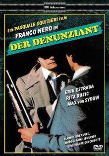 Der Denunziant (Cover B) (1985) [FSK 18]