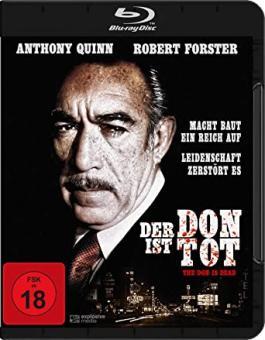 Der Don ist tot (1973) [FSK 18] [Blu-ray]