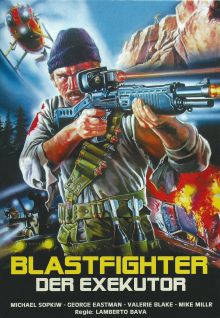 Blastfighter - Der Exekutor (Kleine Hartbox, Cover A) (1984) [FSK 18]