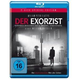 Der Exorzist (Kinofassung + Director's Cut) (1973) [Blu-ray]