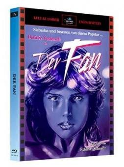 Der Fan (2 Disc Limited Mediabook, Cover A) (1982) [FSK 18] [Blu-ray]
