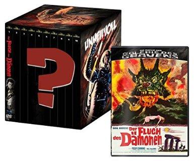 Der Fluch des Dämonen - Die Rache der Galerie des Grauens 1 (in Sammlerbox) (Blu-ray+DVD) (1957) [Blu-ray]