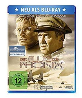 Der Flug des Phoenix (1965) [Blu-ray]