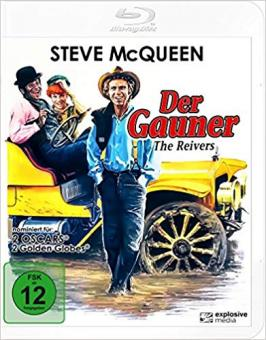 Der Gauner (1969) [Blu-ray]