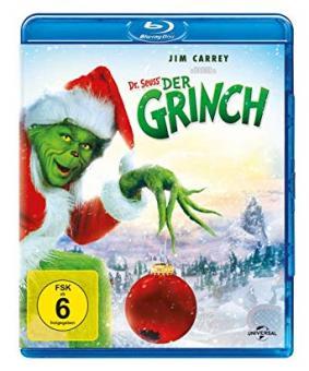 Der Grinch (2000) [Blu-ray]