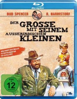 Der Große mit seinem außerirdischen Kleinen (1979) [Blu-ray] [Gebraucht - Zustand (Sehr Gut)]
