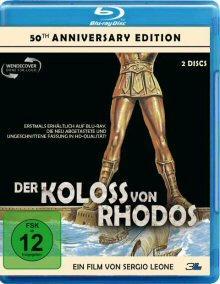Der Koloss von Rhodos (2 Discs 50th Anniversary Edition) (1961) [Blu-ray]