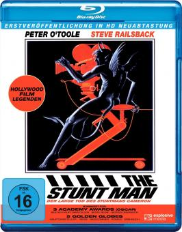 Der lange Tod des Stuntman Cameron (The Stunt Man) (1980) [Blu-ray]
