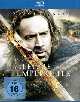 Der letzte Tempelritter (2011) [Blu-ray]