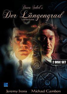Der Längengrad - Longitude (2er DVD Set) (2000) [Gebraucht - Zustand (Gut)]