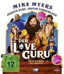 Der Love Guru (2008) [Blu-ray]