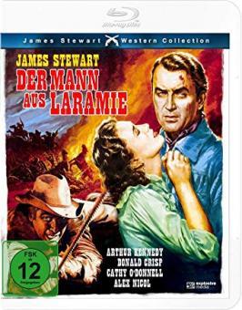 Der Mann aus Laramie (1955) [Blu-ray]