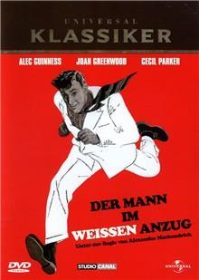 Der Mann im weißen Anzug (1951) [Gebraucht - Zustand (Sehr Gut)]