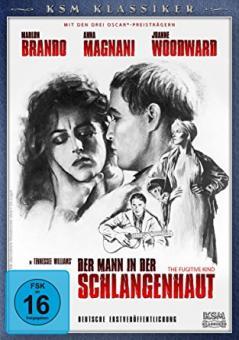 Der Mann in der Schlangenhaut . The Fugitive Kind (1960) [Gebraucht - Zustand (Sehr Gut)]